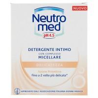 Neutromed, pH 4.5 Delicatezza detergente intimo con complesso micellare