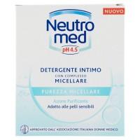 Neutromed, pH 4.5 Purezza detergente intimo con complesso micellare