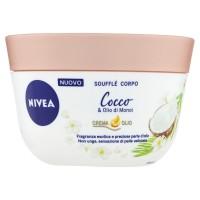 Nivea, Soufflé Corpo Cocco & Olio di Monoi crema olio