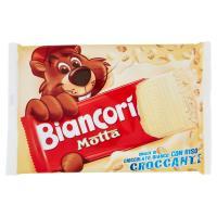Biancorì, Snack di cioccolato bianco con riso croccante