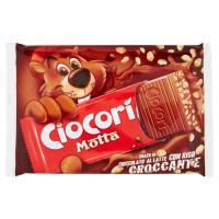Ciocorì,  Snack di cioccolato al latte con riso croccante