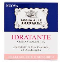 Acqua alle Rose Idratante Crema viso lenitiva, per pelli secche o sensibili