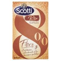 Scotti, riso 8% di fibre