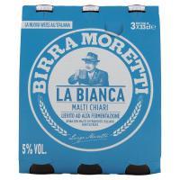 Moretti, La Bianca birra