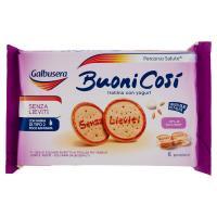 Galbusera - Buoni Cosã, Biscotti Frollini Senza Zuccheri Aggiunti