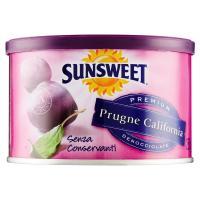 Sunsweet, prugne California premium denocciolate in tubo
