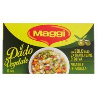 Maggi, dado vegetale 10 dadi