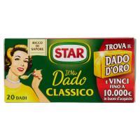 Star, il Mio Dado Classico 20 dadi