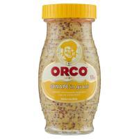 Orco, senape in grani