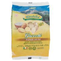 Farabella, Gnocchi di patate con riso