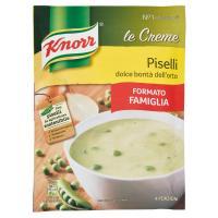 Knorr, le Creme piselli