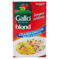 Gallo, Blond riso Grandi Chicchi risotti e insalate