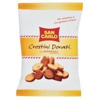 San Carlo, Crostini dorati gli autentici