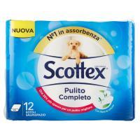 Scottex, Pulito Completo carta igienica