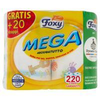 Foxy, Mega Asciugatutto 2 veli