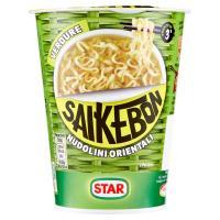 Star, Saikebon verdure
