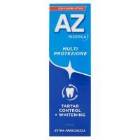AZ, Ricerca Multi Protezione tartar control + whitening dentifricio