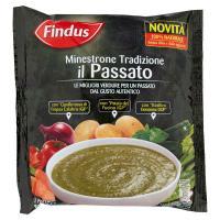 Findus, minestrone tradizione - Il Passato