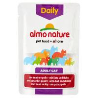 Almo nature Daily menu con pollo e salmone