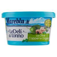 Mareblu, LeDelì di tonno con olive capperi e origano