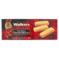 Walkers, Pure butter shortbread
