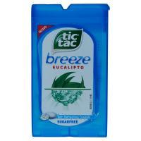 Tic tac breeze eucalipto