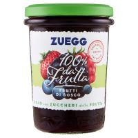 Zuegg, 100% da frutta confettura extra di frutti di bosco