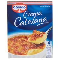 Cameo crema catalana