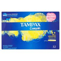 Tampax, Compak regular assorbenti interni