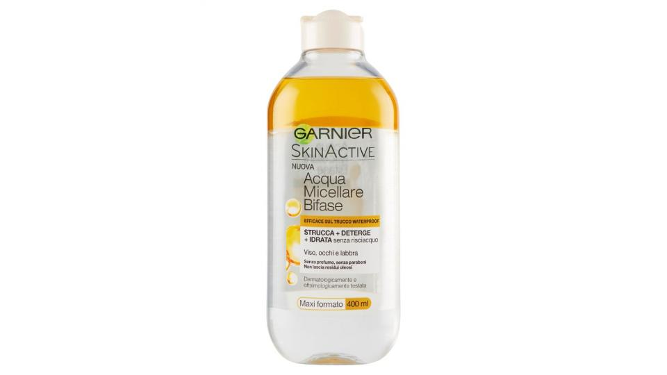 Garnier, SkinActive acqua micellare bifase