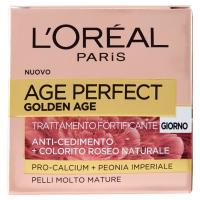 L'Oreal Paris Age Perfect Pro-Calcium Trattamento fortificante giorno anti-cedimento + anti-infragilimento, per pelli molto mature