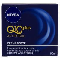 Nivea Q10 Plus Antirughe Crema notte
