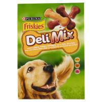 Purina, cane Friskies Deli Mix biscotticon manzo pollo selvaggina