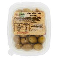 Olive schiacciate all'Etnea