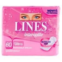 Lines, Intervallo Ultra proteggi-slip ripiegati