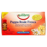Equilibra, pappa reale fresca 10 flaconcini monodose