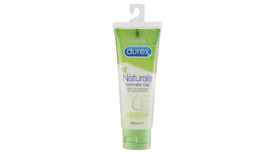 Durex, Naturals Intimate Gel