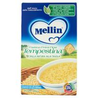 Mellin - Tempestina, Pastina Primi Mesi
