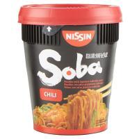 Nissin, Soba chili noodles con salsa giapponese yakisoba