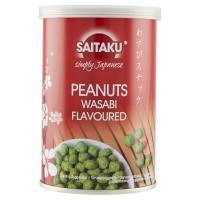Saitaku, arachidi aromatizzati al wasabi