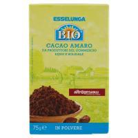 Esselunga Bio, cacao amaro biologico