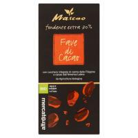 Altromercato Bio, Mascao fondente extra 70% fave di cacao