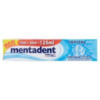 Mentadent, Crystal Gel Fresh & White dentifricio