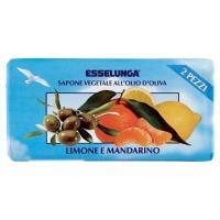 Esselunga, sapone vegetale all'olio d'oliva limone e mandarino