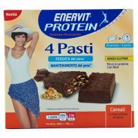 Enervit, Protein 4 pasti cereali e cioccolato al latte
