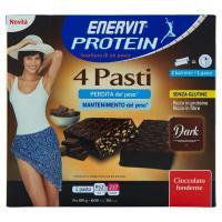Enervit, Protein 4 pasti dark cioccolato fondente