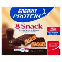 Enervit, Protein 8 snack cioccolato fondente
