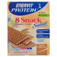 Enervit, Protein 8 snack salati ricetta tradizionale