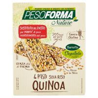 Pesoforma, Nature 4 pasti soia riso quinoa