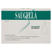 Saugella, Linea Verde lavanda di attiva pH 4,5 lavanda vaginale